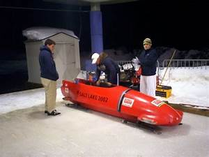 Life as a Bobsledder: Four-men in a little sled