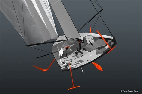 Catamaran Around The World Race by Volvo Ocean Race Foiling Monohulls And Multihulls To