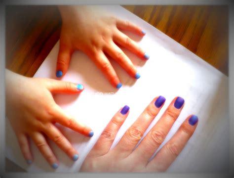Mood Color Changing Nail Polish