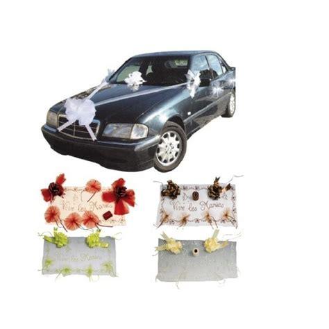 kit d 233 co voiture pas cher pour d 233 coration voiture mariage badaboum