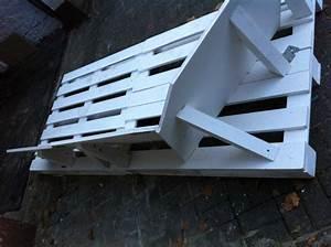 Palettenbett Selber Bauen : palettensofa sofa selber bauen teil 2 palettenbett und palettenm bel palettenbett und ~ Markanthonyermac.com Haus und Dekorationen