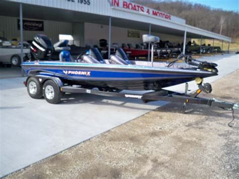 Phoenix Boats Msrp by 2012 Phoenix Bass Boat 619 Pro For Sale Herman Mo