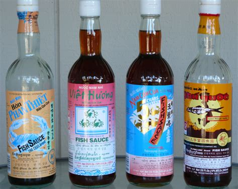 Where Can You Buy Red Boat Fish Sauce by Viet Huong 3 Crabs Fish Sauce Tasting Viet World Kitchen