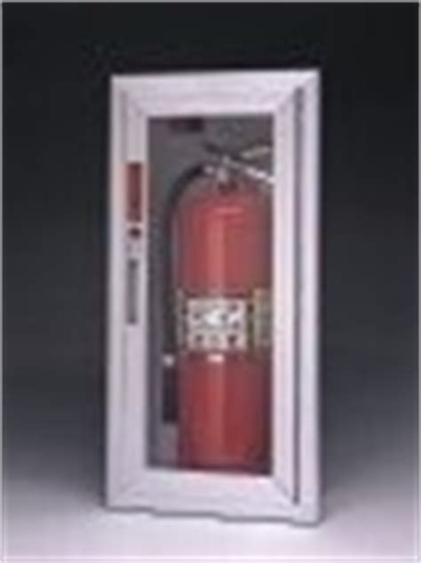 larsens 2409 r4 extinguisher cabinet emergency