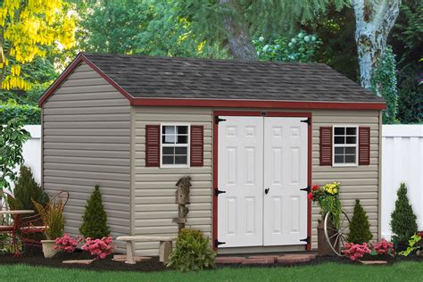 Garden Shed : The Premier Outdoor Garden Sheds Collection