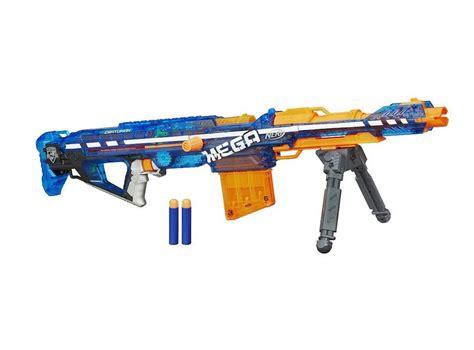 nerf n strike elite sonic centurion range blaster dart gun clip ebay