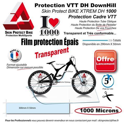 de protection vtt 1000 microns 233 pais en bande peau rhinoc 233 ros