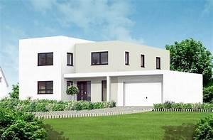 Moderne Häuser Mit Grundriss : moderne h user g nstig und schl sselfertig ~ Markanthonyermac.com Haus und Dekorationen
