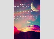 Cute April 2018 Calendar Designs Calendar 2018