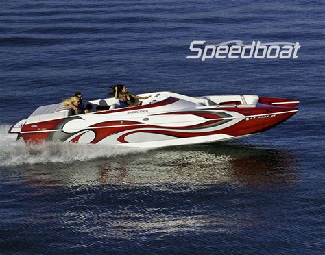Parker Hot Boats by Gallery Speedboat Magazine