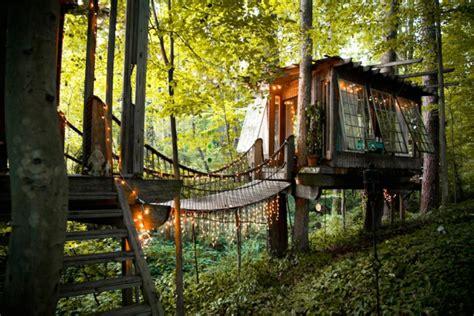 maison en bois dans les arbres 224 atlanta vivons maison