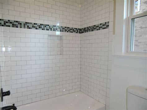Subway Tile Tub Surround guest bath tub with subway tile surround vision pointe