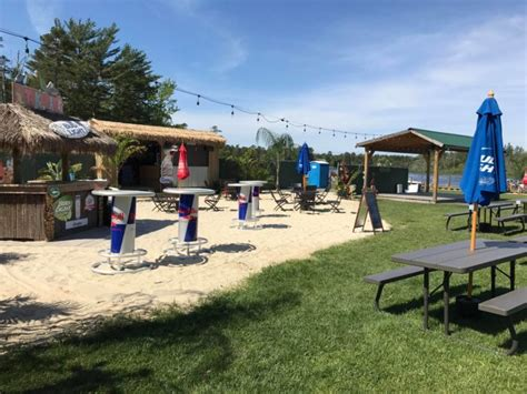 riverdeck tiki bar and grill is the best restaurant in the new jersey pinelands