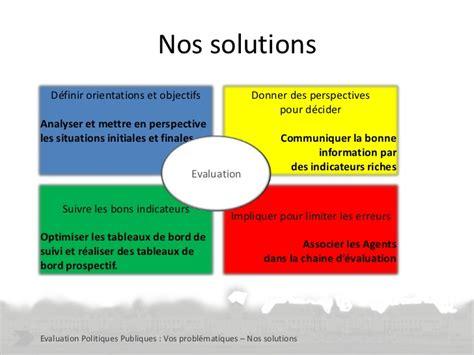 soi conseil et formation evaluation politiques publiques