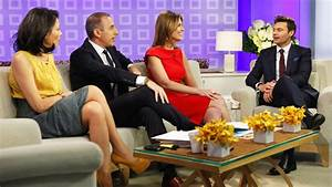 Ryan Seacrest Announces New NBC Job on 'Today' (Video ...