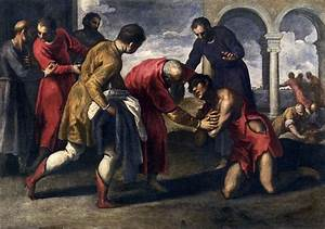 Palma Giovane Return of the Prodigal Son Oil Painting ...