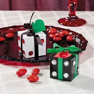 Cute idea for small raffle prizes. Roll+The+Dice+Gift ...
