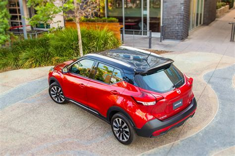 2018 Nissan Kicks First Look Cityfriendly And Focused On