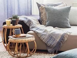 Plaids Für Sofas : decken und plaids living at home ~ Markanthonyermac.com Haus und Dekorationen