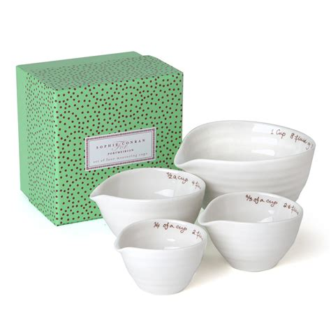 Gravy Boat Peter S Of Kensington by Portmeirion Sophie Conran Measuring Cup Set 4pce Peter