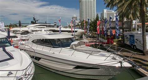 Miami Beach Boat Show 2017 by Yachts Miami Beach Redesign To Enhance Show Experience