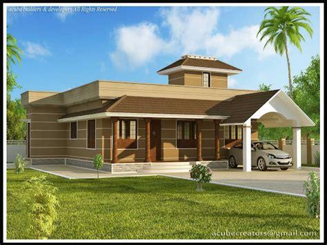 Home Design Story : Contemporary Single Story House
