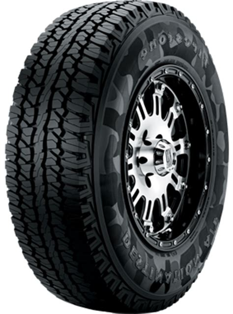 Destination At Special Edition  Firestone Tires