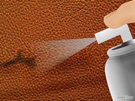 trucs et astuces comment enlever une tache de marqueur sur du cuir