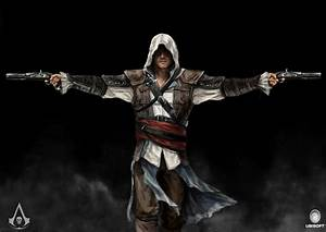 Assassins Creed 4 fan art by Mely-Val on DeviantArt