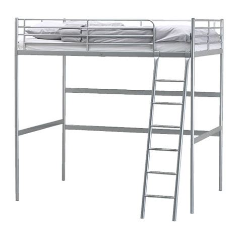 can i turn my ikea tromso bunk bed into a loft instead