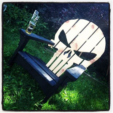 punisher adirondack chair adirondack chairs we made