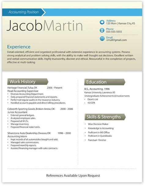 free modern resume template 3 free resume templates