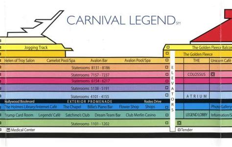 carnival triumph deck plan 2017 2018 2019 ford price