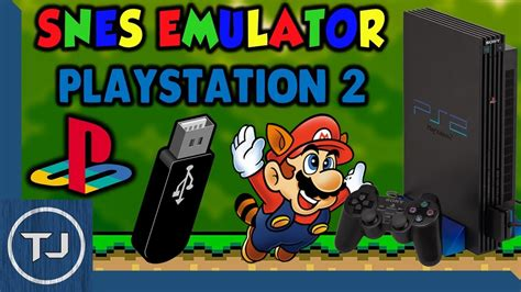 Playstation 2 Snes Emulator! [usb & Freemc Boot] (snes