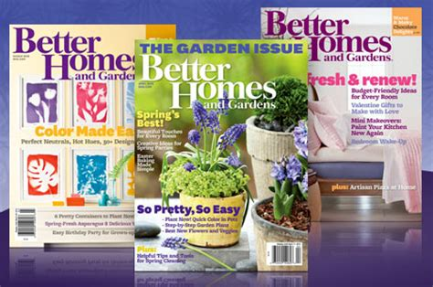 Better Homes And Gardens Magazine Subscription magazine subscription 92 better homes and gardens