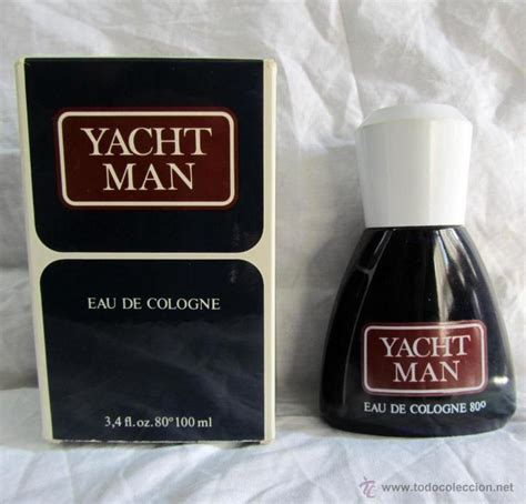 Yacht Man by Colonia Yacht Man 100 Ml Comprar Miniaturas De Perfumes