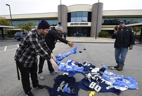 San Diego Chargers Are No More After Leaving For Los