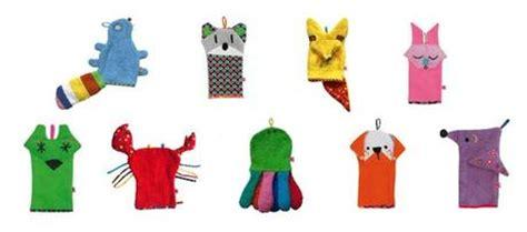 gants de toilette animaux gants rigolos paperblog