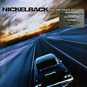 Nickelback - All The Right Reasons (Vinyl, LP, Album) at ...