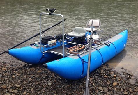 Drift Boat Plug Fishing by Fishing Plugs From A Pontoon Northwest Fishing Board