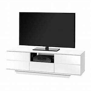 Tv Bank Schwarz : tv bank amieka hochglanz wei schwarz 150 cm k nigstein online kaufen ~ Markanthonyermac.com Haus und Dekorationen