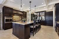 dark kitchen cabinets Fresh Coat of Paint: Light vs Dark Kitchens