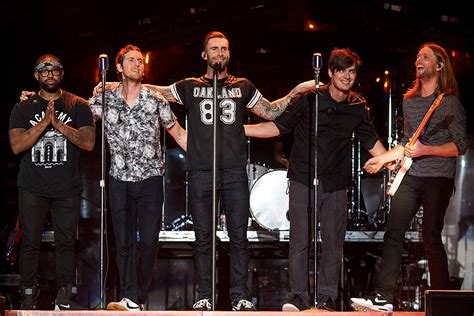Maroon 5 May Have Had To Cancel China Tour Due To One Tweet