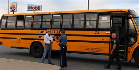 [video] Cape Cod Tech Students Alert Police… Bus Driver