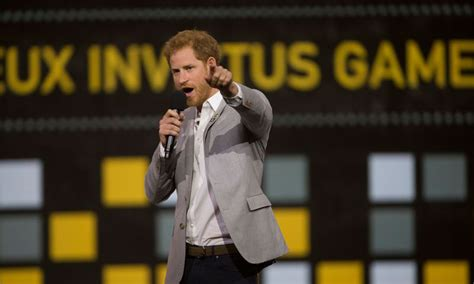 Prince Harry At The Invictus Games Toronto 2017 Photo Gallery  Hello! Us