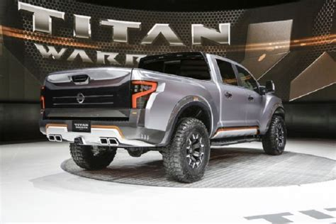 2018 Nissan Titan  Redesign, Specs, Release Date, Engine