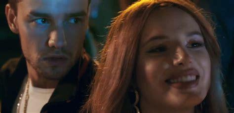 Bella Thorne Stars In Liam Payne's 'bedroom Floor' Music