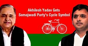 Akhilesh won the cycle race, Now what is left for Mulayam ...