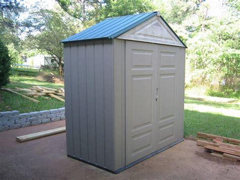 minanda plans rubbermaid shed 7x7