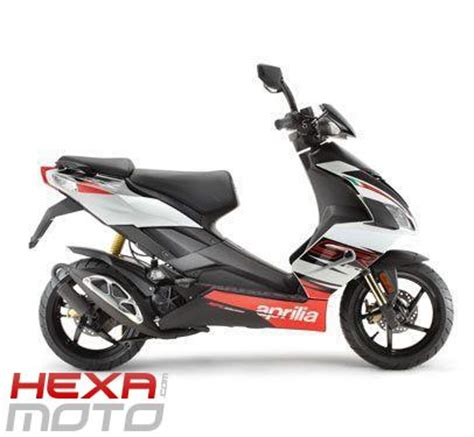 aprilia sr 50 r hexa moto